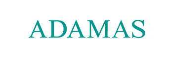 Логотип магазина Адамас