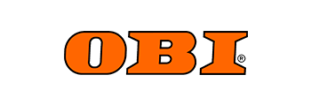 Логотип магазина ОБИ
