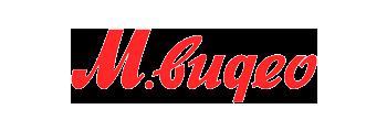 Логотип магазина МВидео